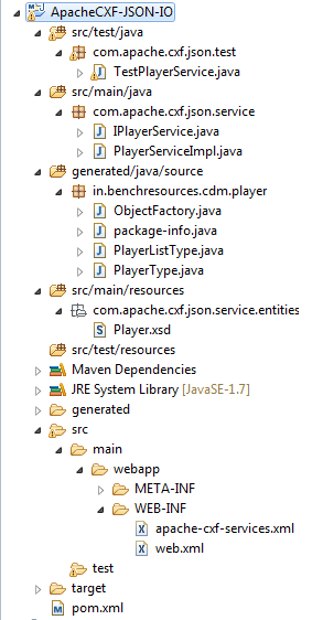 1_ApacheCXF-JSON-IO_Project_Structure_In_Eclipse