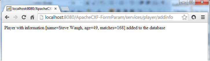 5_ApacheCXF_FormParam_addPlayer_success_page