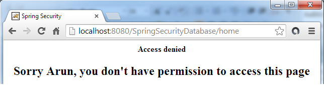 8_SpringSecurity_Database_home_url_failure_for_ROLE_ADMIN