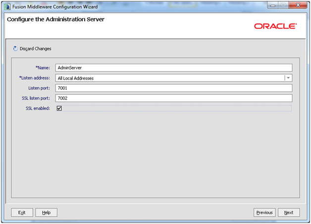 22_Oracle_Weblogic_12c_Installation_domain_creation_configure_admin_server