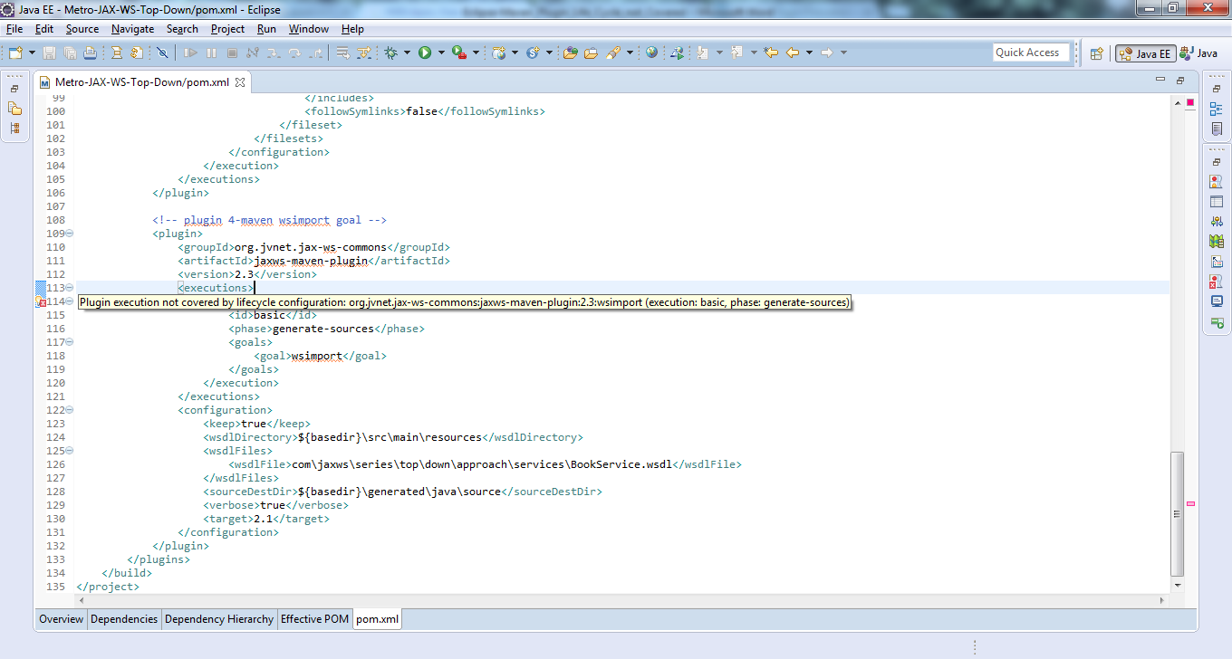 1_Eclipse-Maven_Plugin_Life_Cycle_not_Covered