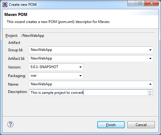 2_Eclipse-Maven_Converting_and_Updating_dialog_box