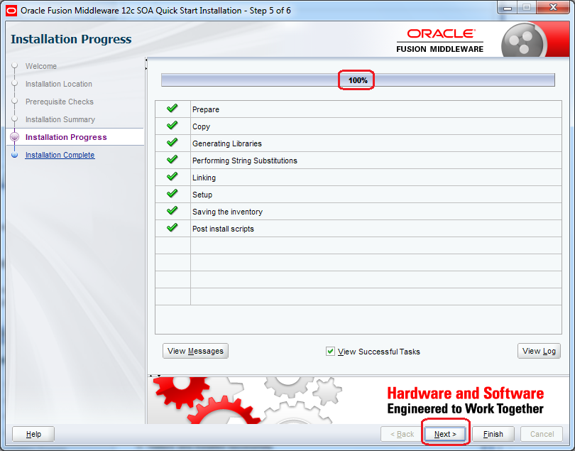 11_SOA_12c_Installation_steps_quick_wizard_step_5_b