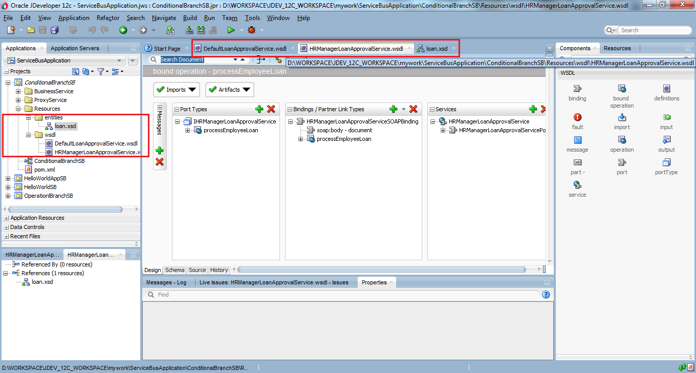 7_OSB-12c_Conditional_Branch_example_New_Project_schema_wsdl