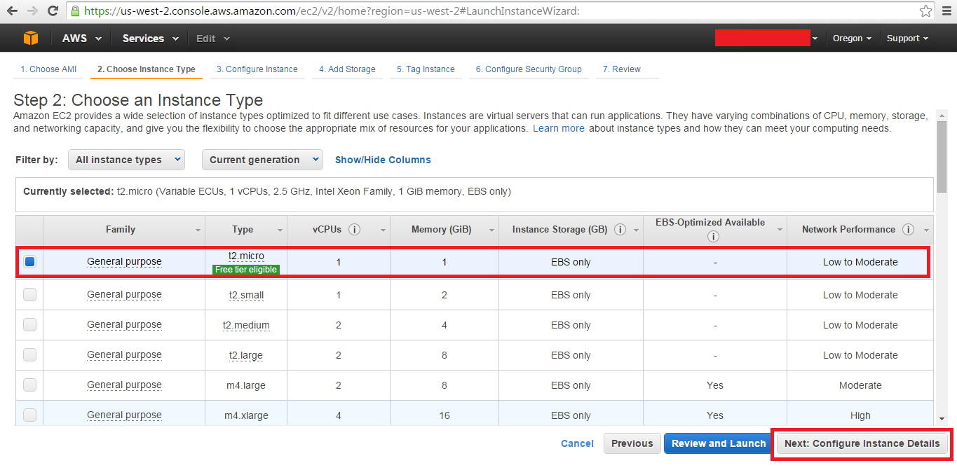 3__aws_linux_instance_creation_choose_inst_type