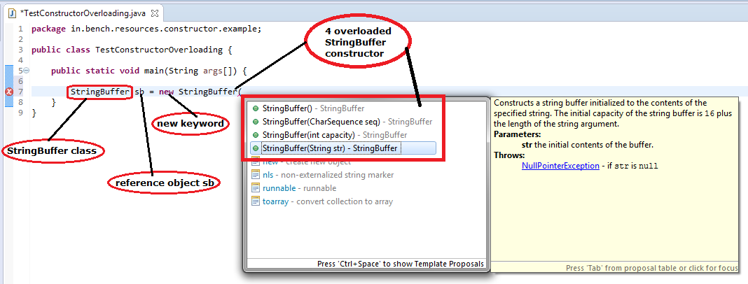 1_Java_Constructor_Overloading_StringBuffer_example