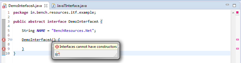 7_Interface_interview_constructor_not_allowed