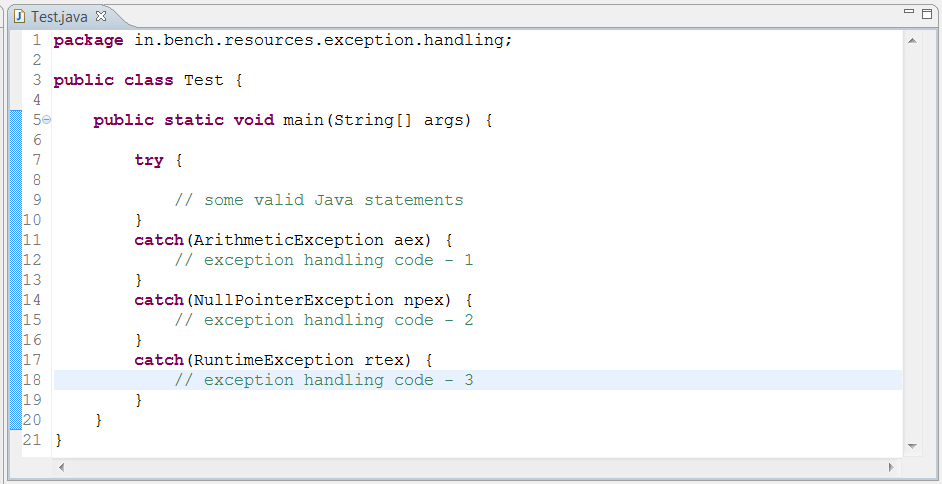 How to write custom exception class in net content writing